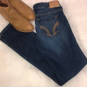 Hollister Denim Jeans, Size:w27/L30